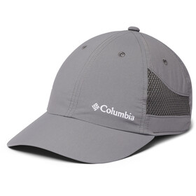 Columbia Tech Shade Gorra, city grey